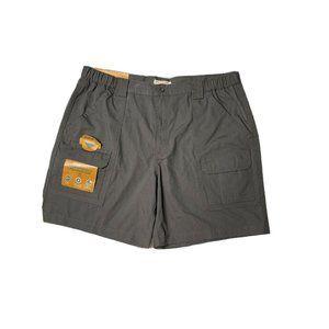 savane mens hiking shorts cargo size 40 UPF 30 Oli